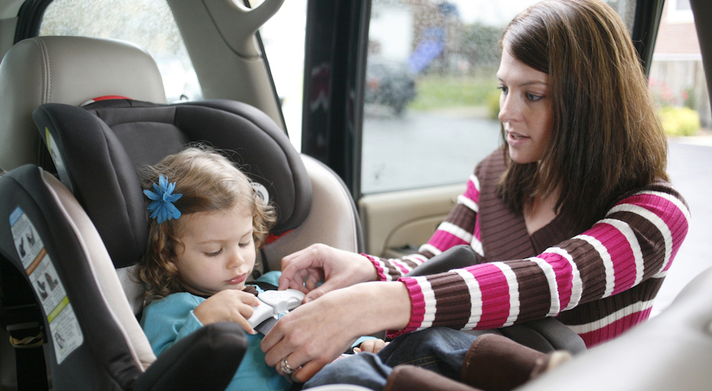 Child Seat Safety Guidelines