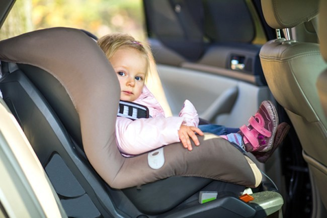 New Child Seat Safety Guidelines